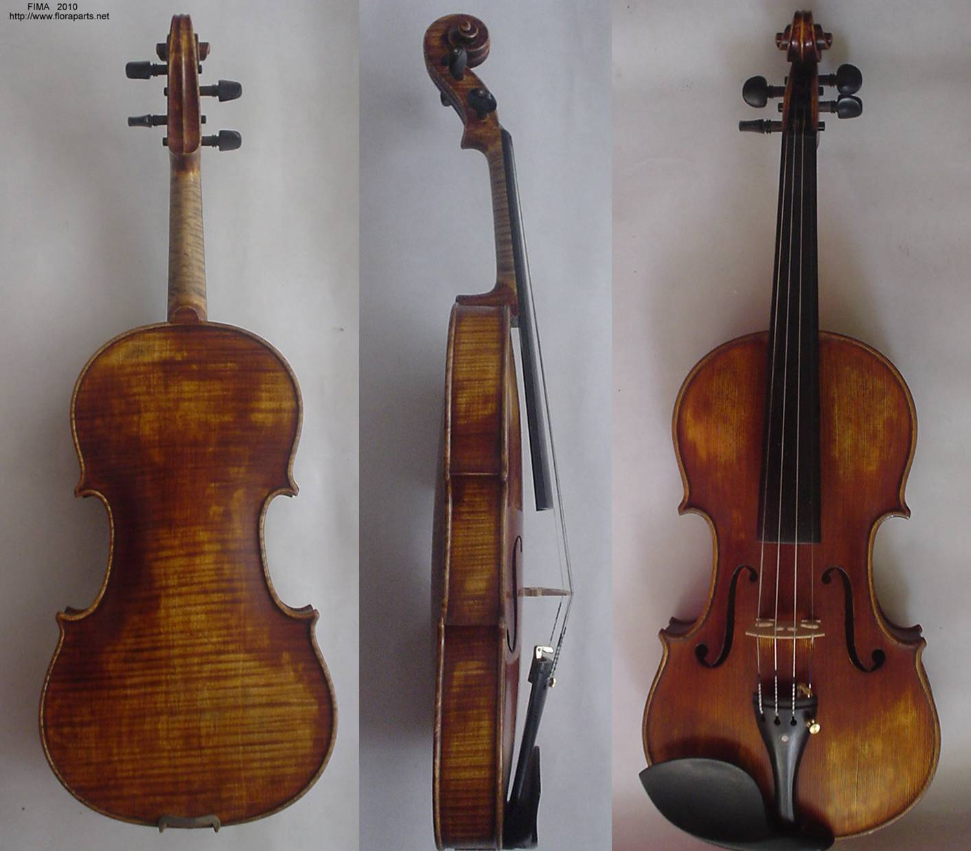 FIMA Master Antiqued Violin Series   Model  FPC