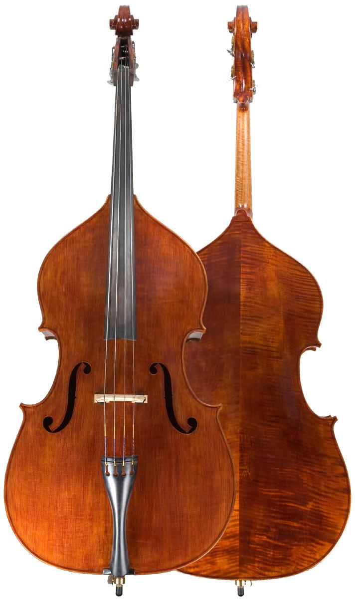 Master Academy Double Bass