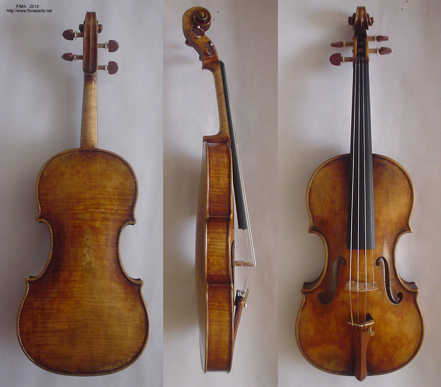 FIMA Master Antiqued Violin Series   Model  FPF