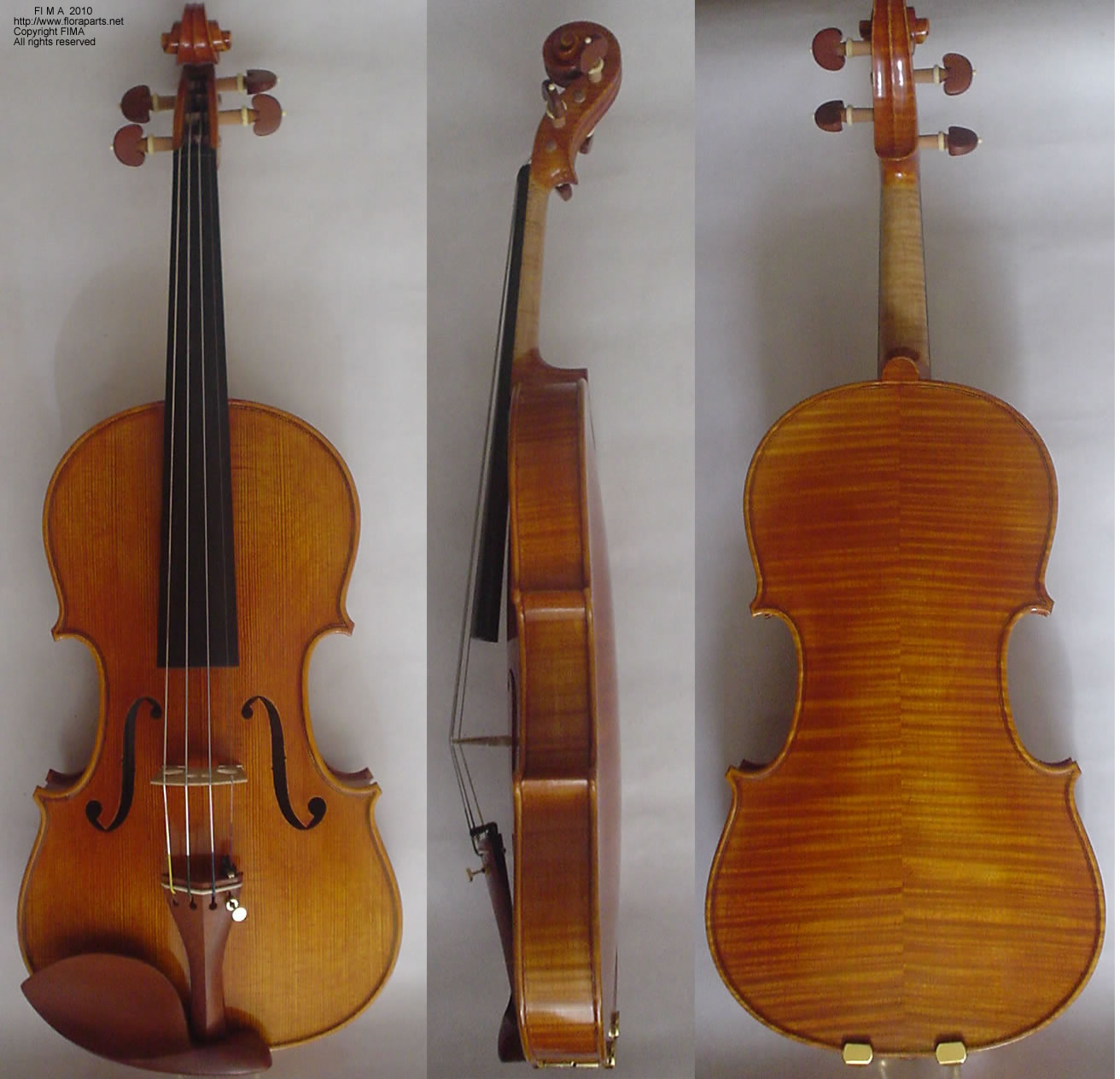 FIMA Master Antiqued Violin Series   Model  FPA