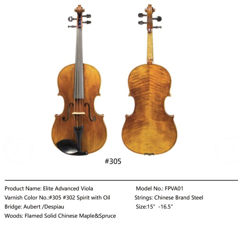 Advanced Viola