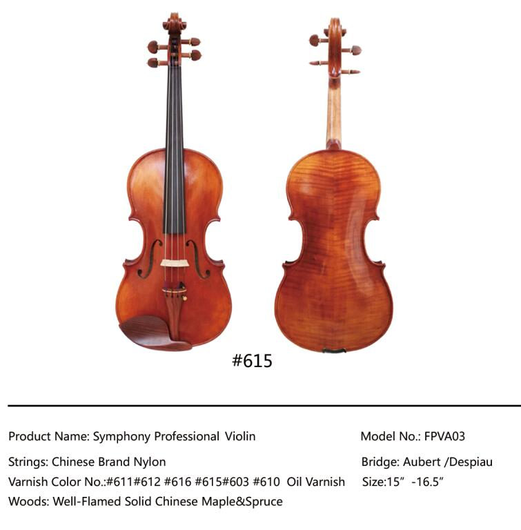 Elite Advanced Viola
